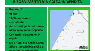 RIF. 2033 BARCELLONA P. G. RUDERE ZONA RIFORNIMENTO VIA CALDA IN VENDITA