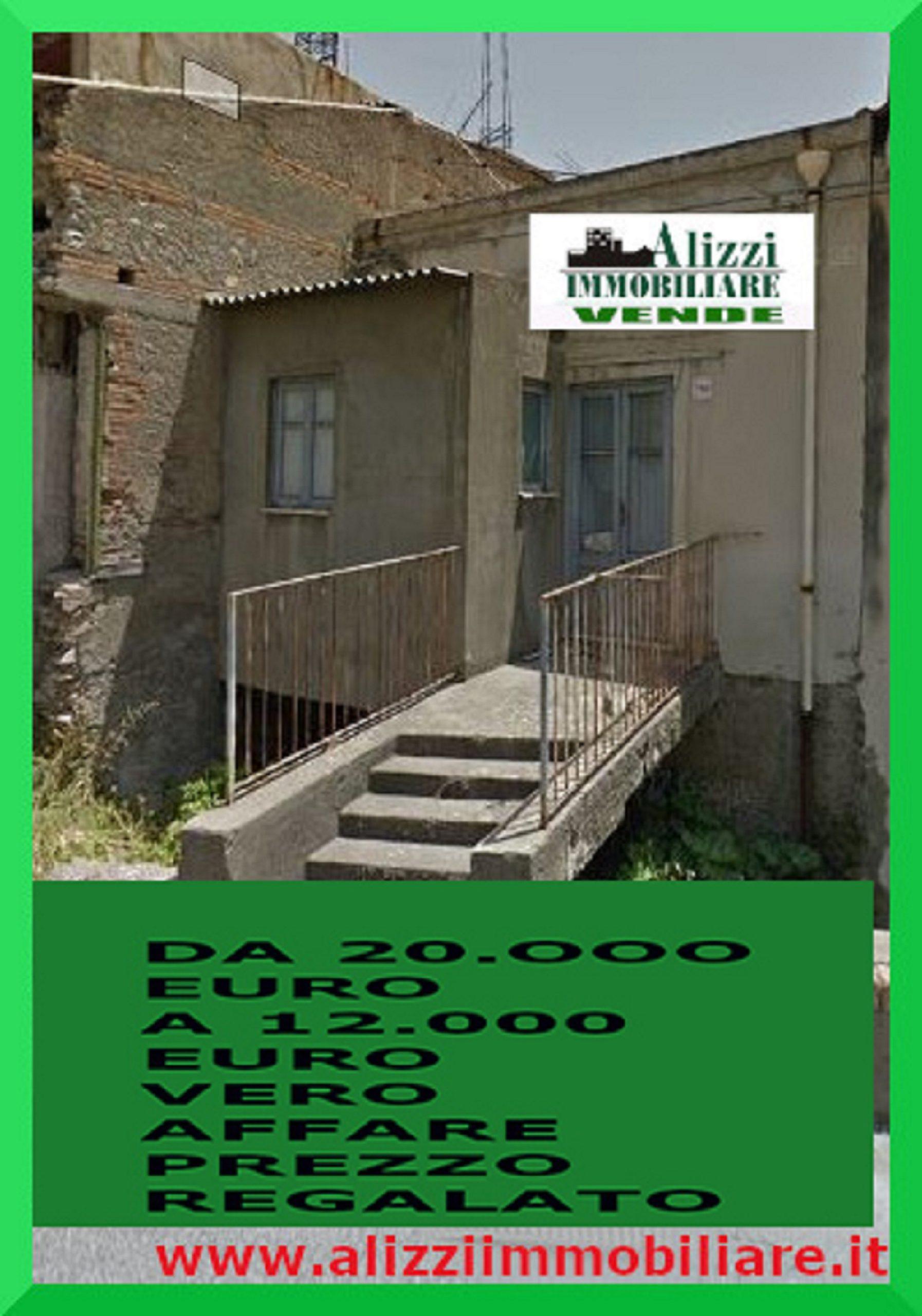 RIF. 1186 CASA INDIPENDENTE ZONA POZZO DI GOTTO IN VENDITA